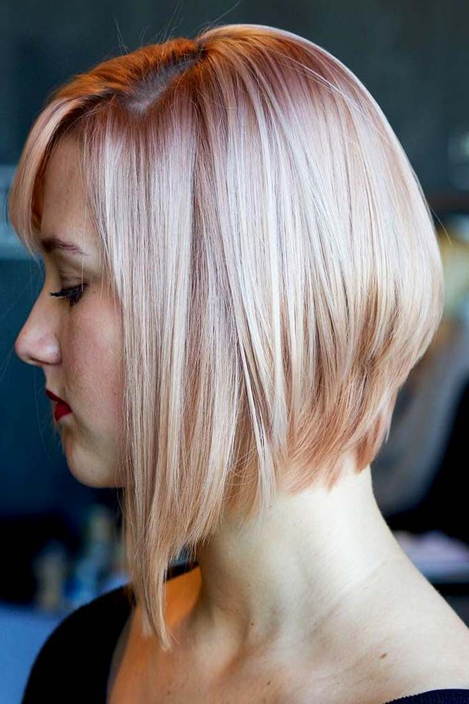 61 Ideas Of Inverted Bob Hairstyles To Refresh Your Style Pertaining To Textured Classic Bob Hairstyles (View 4 of 25)