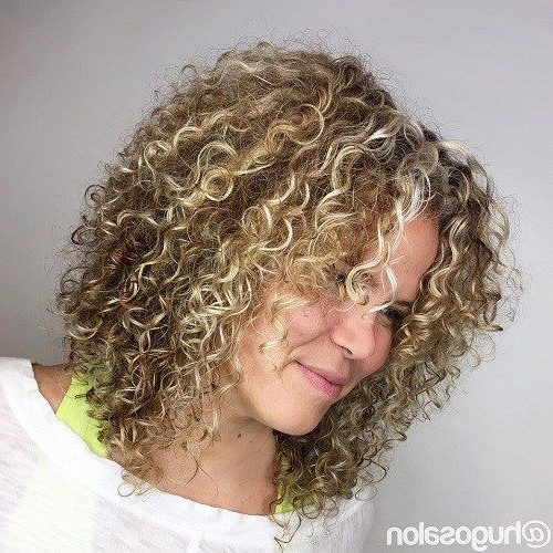 65 Different Versions Of Curly Bob Hairstyle | Bob In Permed Bob Hairstyles (View 4 of 25)