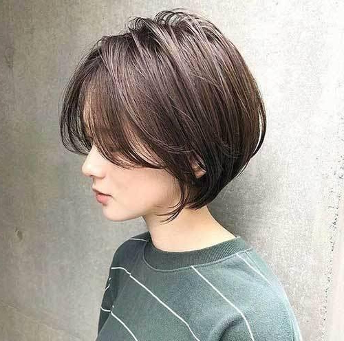 7 Hairstyles That Make You Look Younger And Thinner - Mole for Youthful Bob Hairstyles