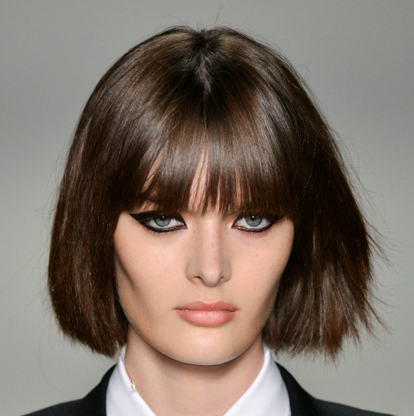 7 Ways To Style Your Bob Haircut | Stylecaster Throughout Modern Swing Bob Hairstyles With Bangs (View 21 of 25)