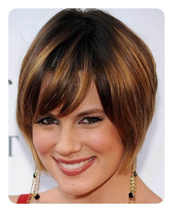 70 Gorgeous Hairstyles For Thick Hair Inside Gorgeous Bob Hairstyles For Thick Hair (View 11 of 25)