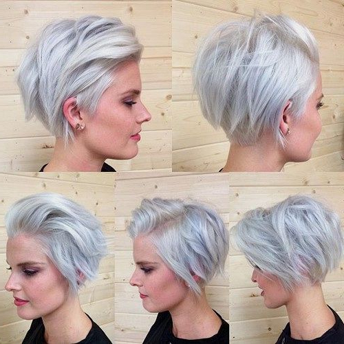 70 Overwhelming Ideas For Short Choppy Haircuts | Short with Short Choppy Layers Pixie Bob Hairstyles