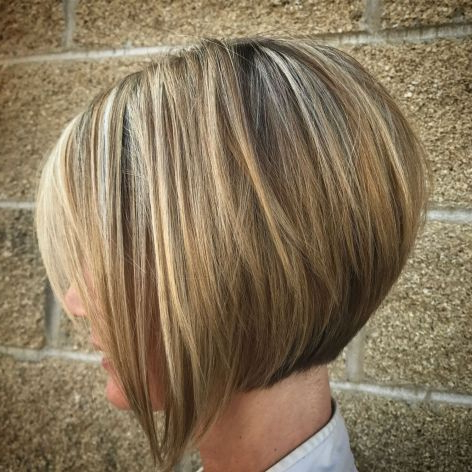 70 Winning Looks With Bob Haircuts For Fine Hair | Bob in Concave Bob Hairstyles