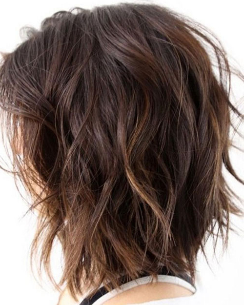 75 Sexy Long Bob Hairstyles To Try In 2020 For Versatile Lob Bob Hairstyles (View 24 of 25)