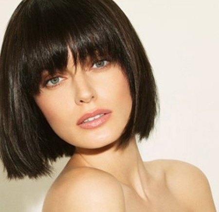 9 Latest Razor Cut Hairstyles For Short And Long Hair Pertaining To Best And Newest Razor Haircuts With Long Bangs (View 5 of 25)