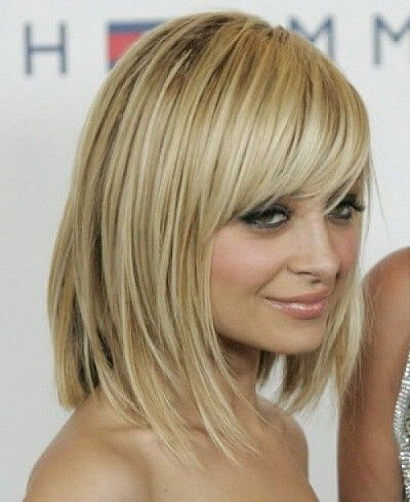 9 Latest Razor Cut Hairstyles For Short And Long Hair With Regard To Latest Razor Haircuts With Long Bangs (View 9 of 25)