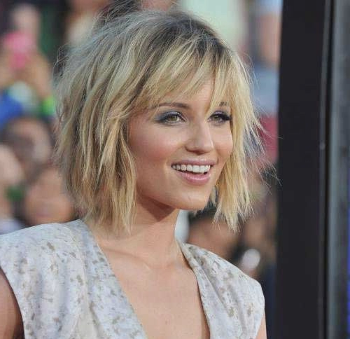 9 Stylish Shaggy Bob Hairstyles That You Must Try In 2019 With Regard To Shaggy Bob Hairstyles With Choppy Layers (View 11 of 25)