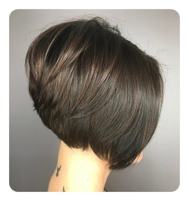 92 Layered Inverted Bob Hairstyles That You Should Try Pertaining To Super Short Inverted Bob Hairstyles (View 15 of 25)