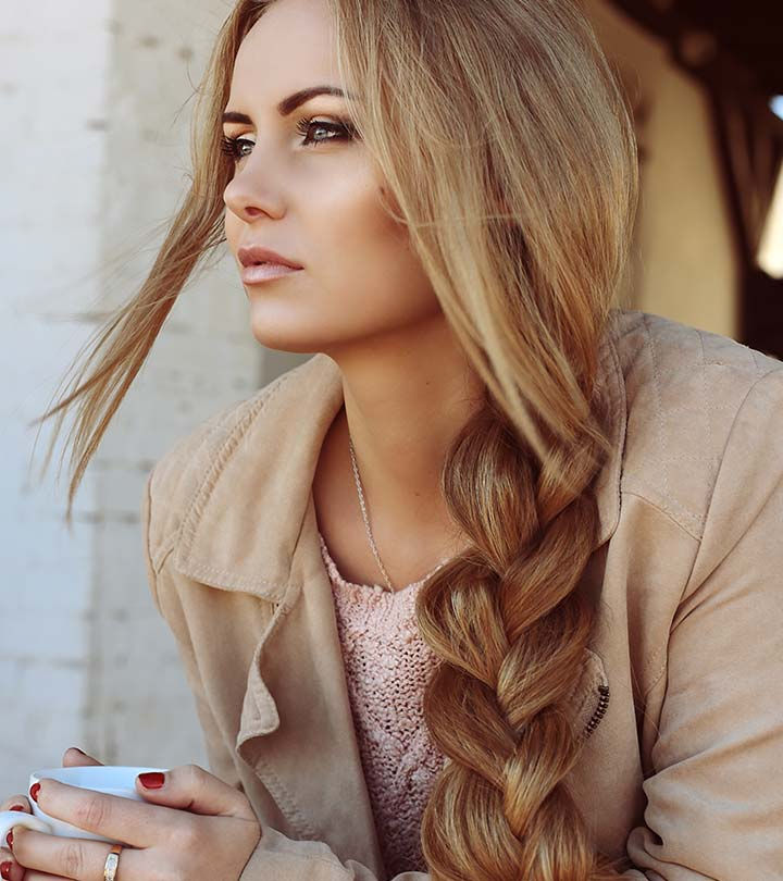 A Comprehensive Guide To The Different Types Of Braids Pertaining To Most Current Side Part Voluminous Braid Hairstyles (View 24 of 25)