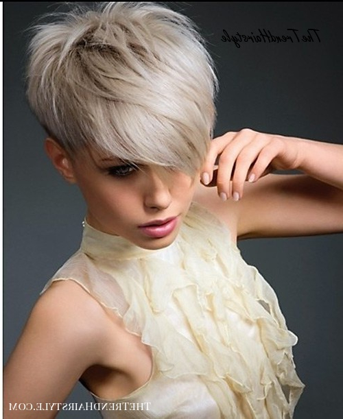 All About The Angles – Short Sassy Haircuts In Most Current Sassy Short Pixie Haircuts With Bangs (View 12 of 25)