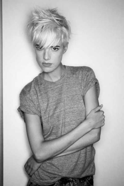 Androgynous Hair   Tumblr Regarding Most Recently Androgynous Pixie Haircuts (View 19 of 25)