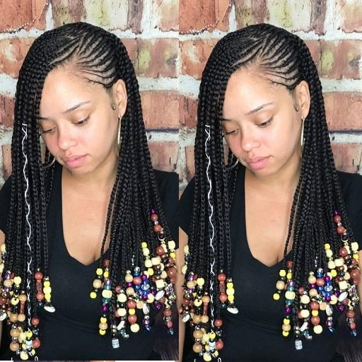 Beads Braids Hairstyles For Android – Apk Download For Latest Beaded Braids Hairstyles (View 3 of 25)