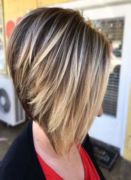 Best A Line Bob Hairstyles 2018 2019 | Ideas For Fashion Intended For A Line Bob Hairstyles (View 9 of 25)