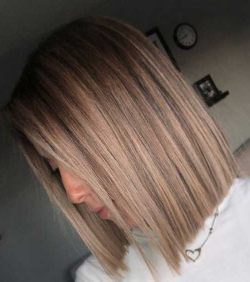 Best Bob Haircuts You Will Love 2019 – The Undercut Within Blonde Undercut Bob Hairstyles (View 21 of 25)