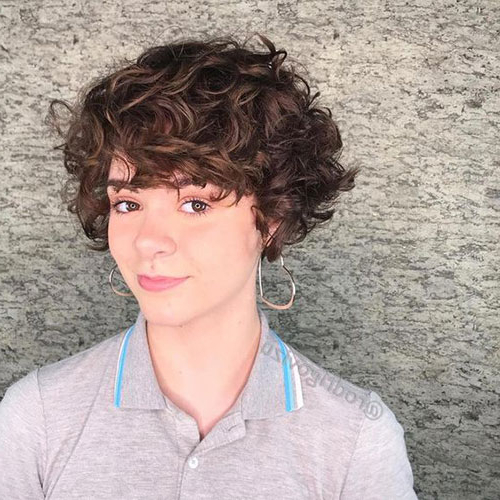 Best Curly Bob Hairstyles For Women With Chic Look   Short With Regard To Cute Short Curly Bob Hairstyles (View 24 of 25)