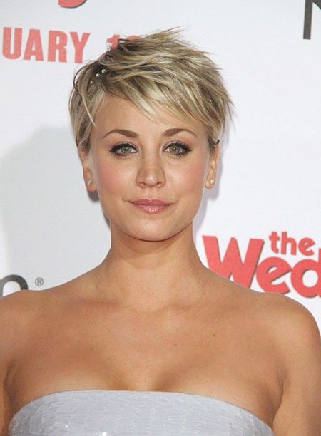 Best Haircuts For Thin Hair And Round Faces   Best With Latest Edgy Haircuts For Thin Hair (View 18 of 25)