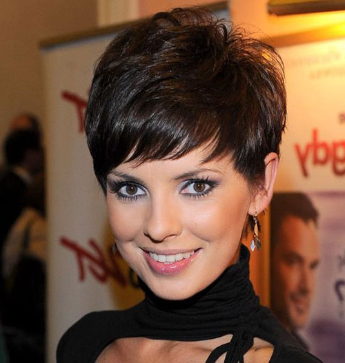Best Sassy Pixie Cuts With 25 Pics – Eazy Vibe Inside Most Popular Sassy Short Pixie Haircuts With Bangs (View 5 of 25)