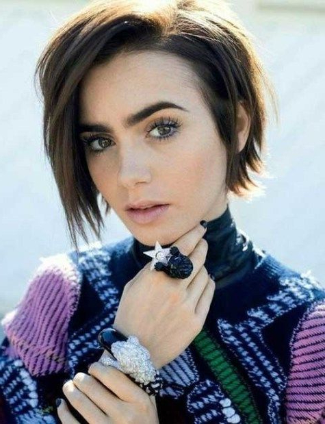 Best Short Bob Haircuts For Women   Hair   Messy Short Hair Pertaining To Short Cappuccino Bob Hairstyles (View 2 of 25)