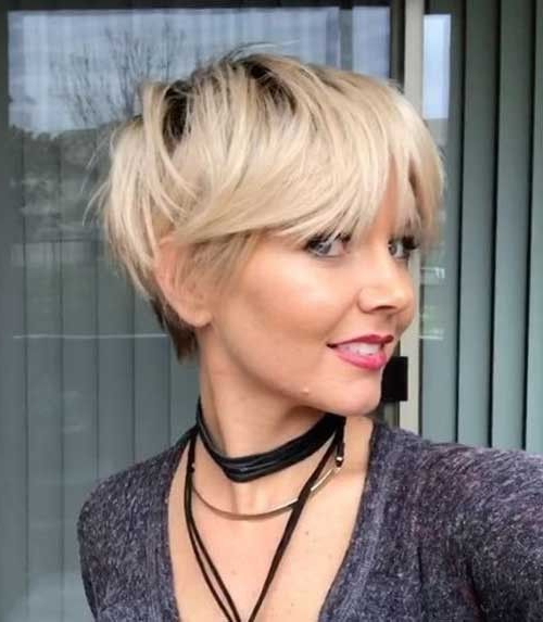 Best Short Haircuts You Will Want To Try | Cool Short For Short Choppy Layers Pixie Bob Hairstyles (View 24 of 25)