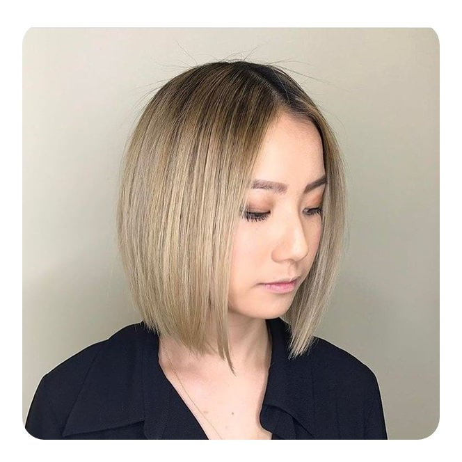 Blunt Cut Bob – Rock Your Edge With 100+ Haircuts To Choose From Throughout Sleek Blunt Bob Hairstyles (View 7 of 25)