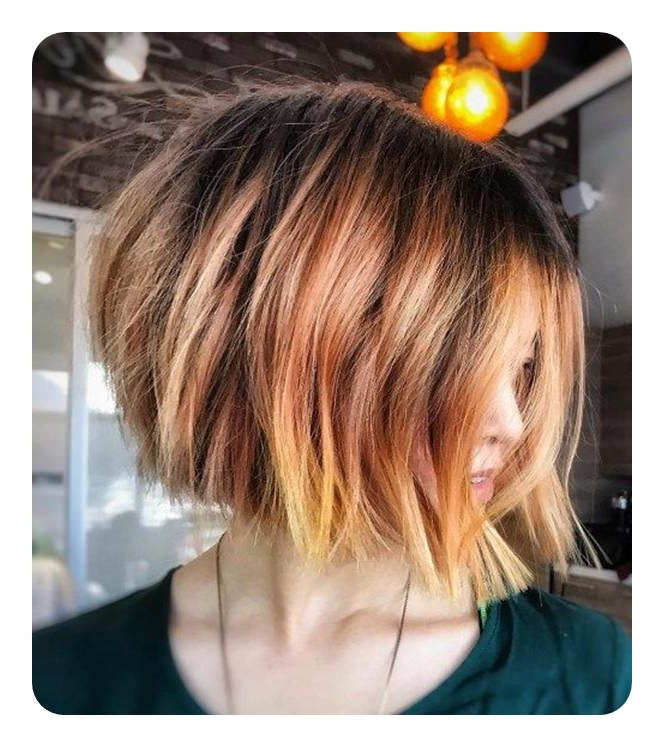 Blunt Cut Bob – Rock Your Edge With 100+ Haircuts To Choose From Within Razor Bob Haircuts With Highlights (View 10 of 25)