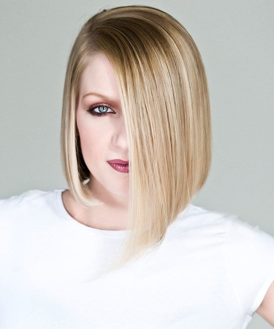 Bob Haircut Tutorial Videos With Regard To Current Classic Disconnected Bob Haircuts (View 23 of 25)