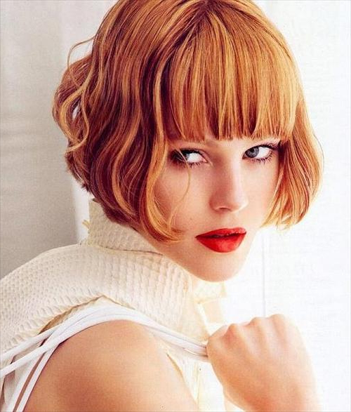 Bob Hairstyle Ideas For Women | Hairstyles 2019 Intended For Modern Bob Hairstyles With Fringe (View 6 of 25)