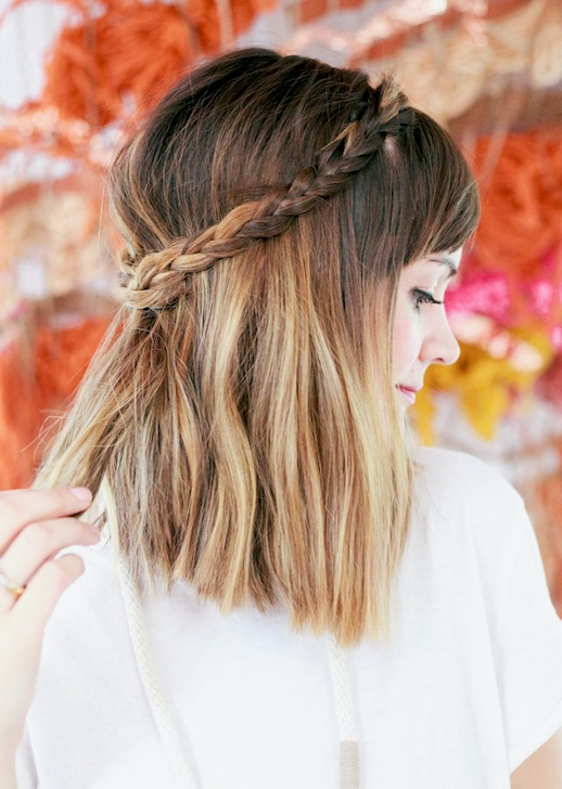 Braided Short Haircuts – Hairstyles Weekly With Regard To Latest Braided Short Hairstyles (View 18 of 25)
