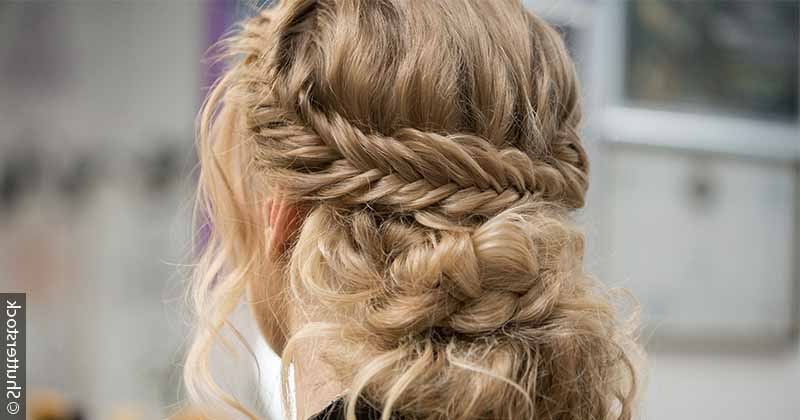 Braiding How To: Style A Crown Braid Four Ways With Regard To Most Up To Date Angular Crown Braid Hairstyles (View 25 of 25)