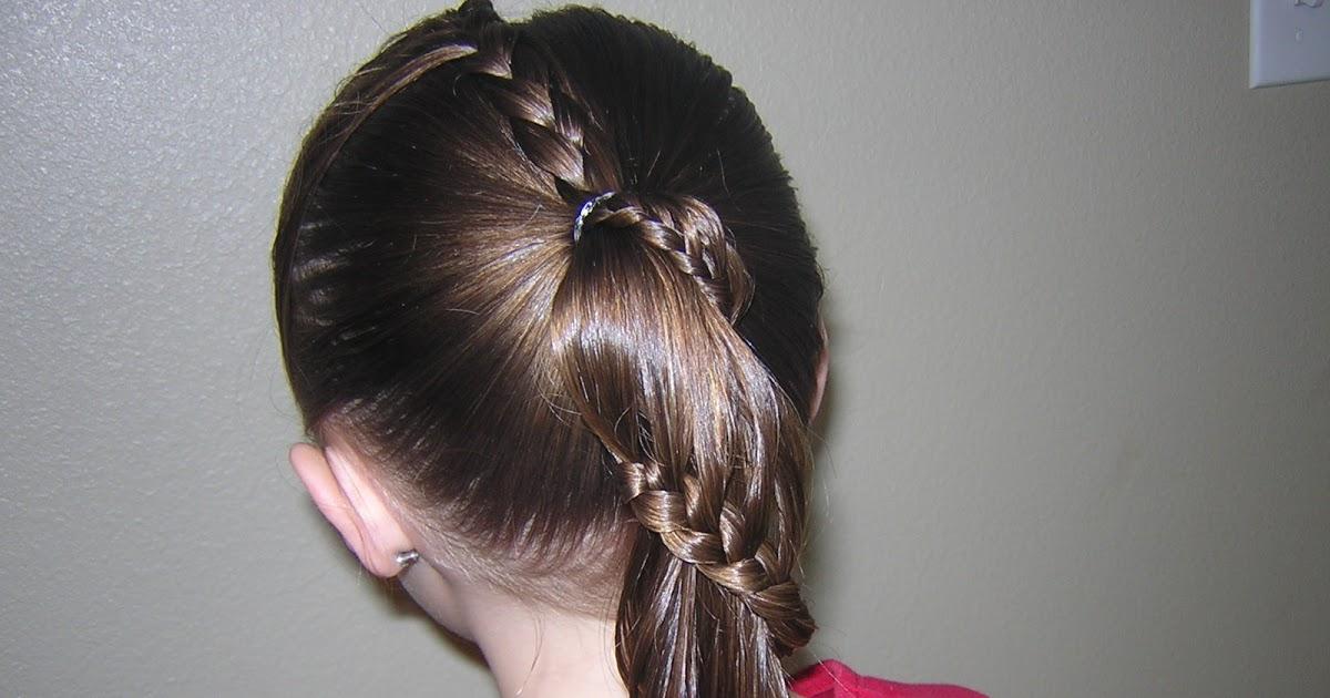 Carousel Braid | Hairstyles For Girls - Princess Hairstyles pertaining to 2020 Side Swept Carousel Braid Hairstyles