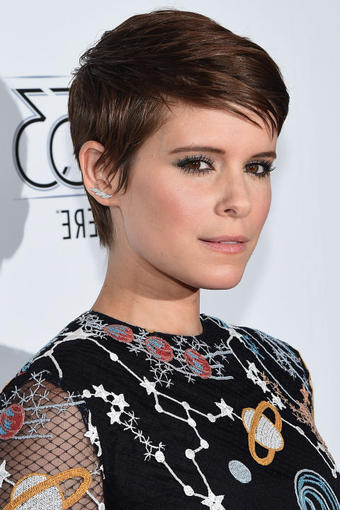 Choppy Pixie Cuts With Short Bangs - Askhairstyles intended for Most Popular Choppy Pixie Haircuts With Short Bangs