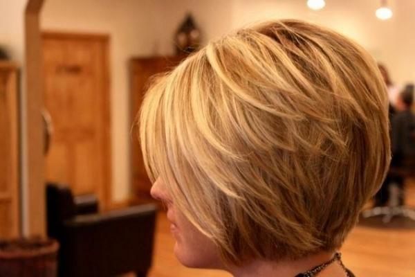 Concave Bob Haircut Back View Pictures | Bob Haircut Back throughout Concave Bob Hairstyles