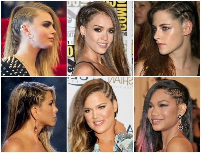 Cornrow Hair Celebrities | Hair Styles, Braided Hairstyles, Hair within 2020 Faux Undercut Braid Hairstyles