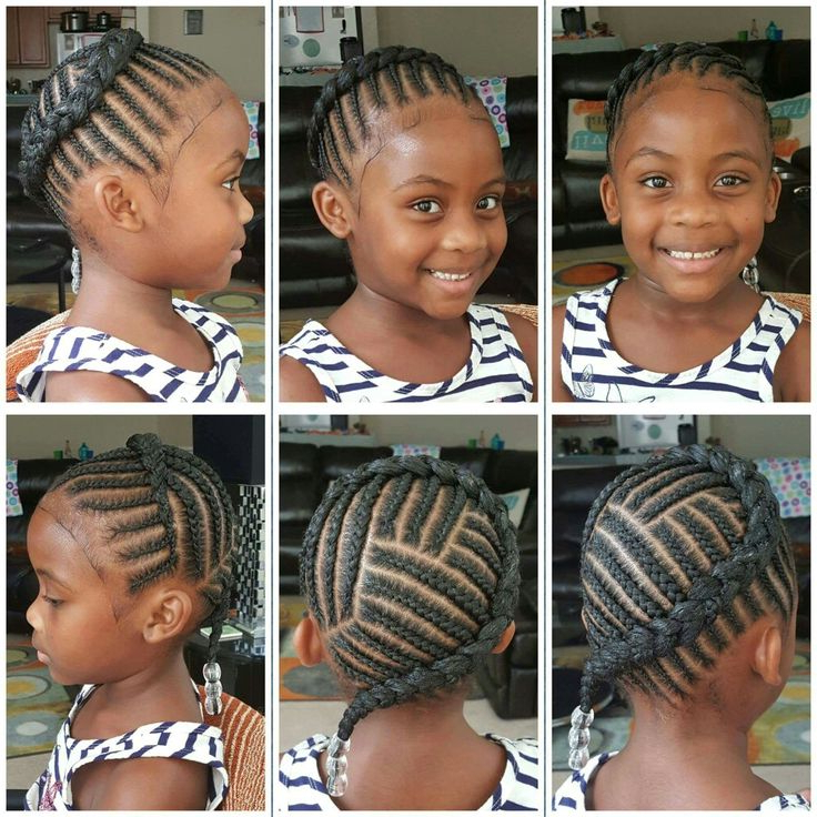 Crazy Braiding Models For Our Little Playgirls – Braids Inside Recent Braided Halo Hairstyles (View 25 of 25)