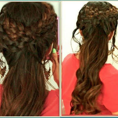 Cute Grecian Braid Hairstyles Tutorialtina L | Eyebrow With Regard To Recent Grecian Inspired Ponytail Braid Hairstyles (View 11 of 25)