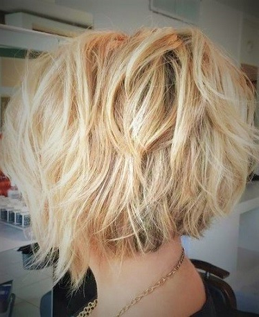 Cute Medium Short Wedge Bob Hairstyle – Short Hairstyles Intended For Wedge Bob Hairstyles (View 16 of 25)