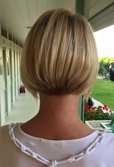 Different Bob Hair Styles pertaining to Sassy A-Line Bob Hairstyles