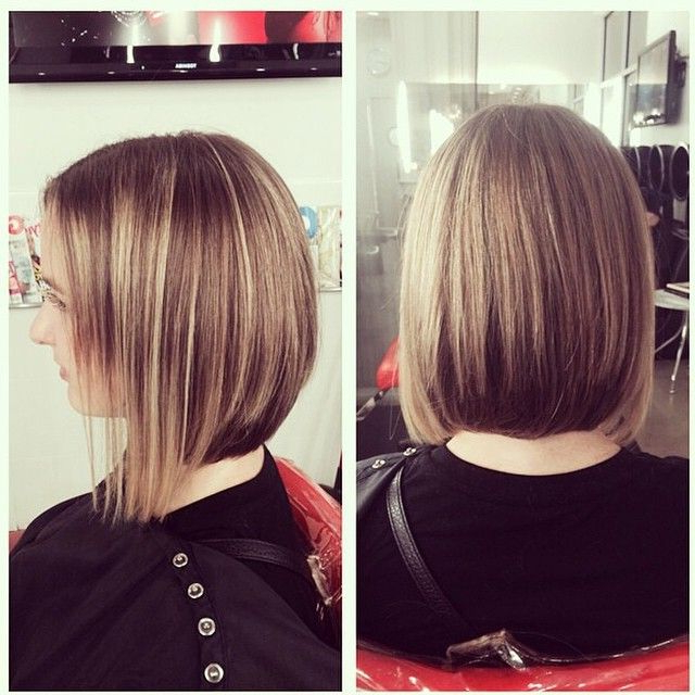 Disconnected #lob + Hair#efsartist Heidi Janzen (Derby With Most Recently Classic Disconnected Bob Haircuts (View 4 of 25)