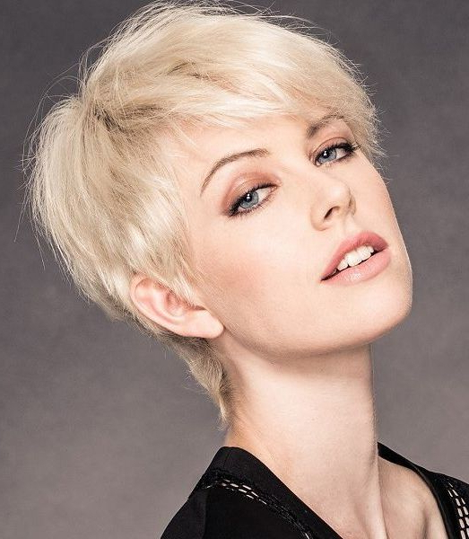 Disconnected Pixie Short Hairstyles For Fine Hair regarding Latest Disconnected Pixie Haircuts For Fine Hair