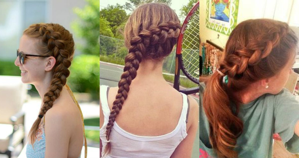 Dutch Braids Hairstyles Ideas To Inject You Some Romance within Newest Side Dutch Braid Hairstyles