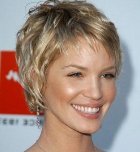 Edgy Short Cut For Thin Hair  Short Haircuts For Fine Hair With Regard To Best And Newest Edgy Haircuts For Thin Hair (View 16 of 25)