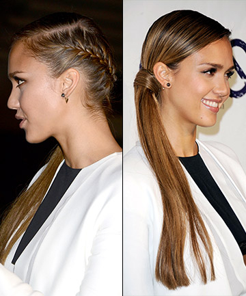 Faux Undercut Braided Ponytail, 16 Braided Ponytails Every with Most Popular Faux Undercut Braid Hairstyles