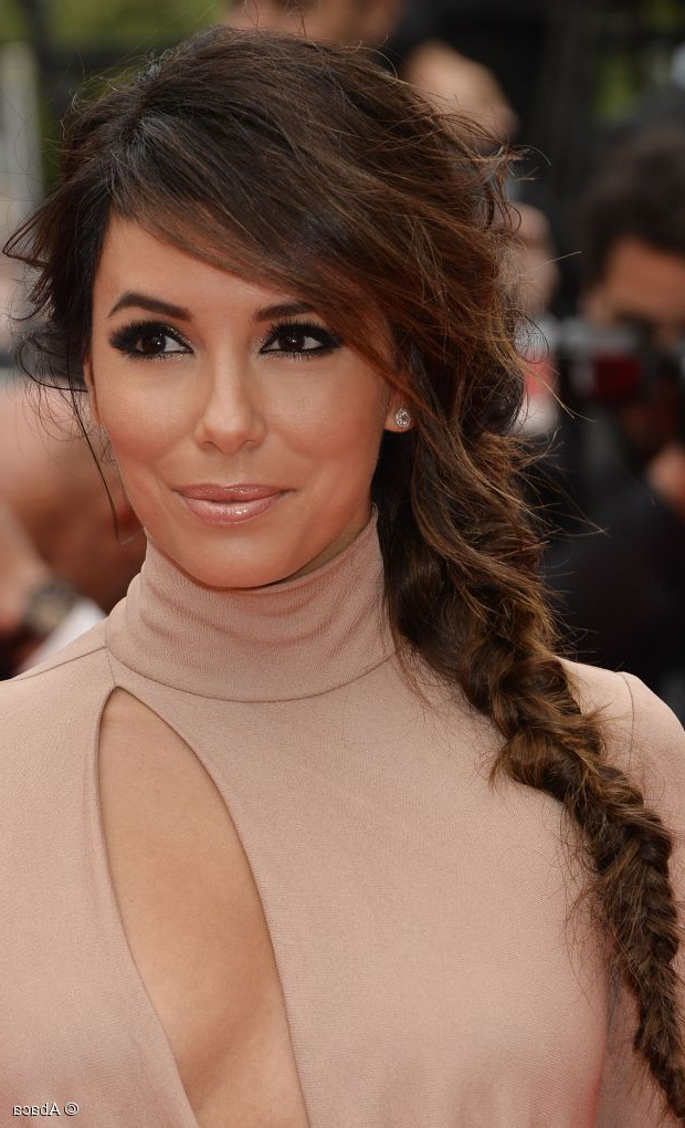 Fishtail Braid 101: Anyone Can Do It! pertaining to 2020 Messy Side Fishtail Braid Hairstyles