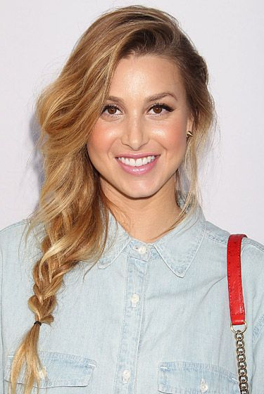 Fishtail Braids For 2014 - Pretty Designs regarding Most Current Fishtail Side Braid Hairstyles