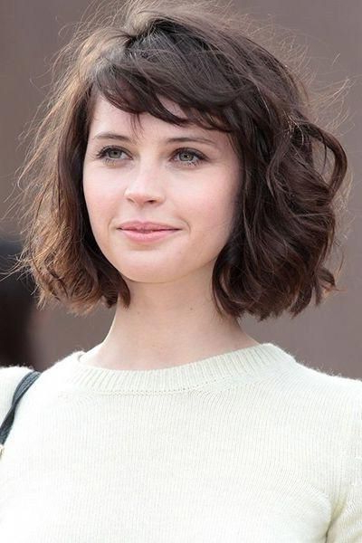 French Bob Hairstyle, Messy Bob Hair, Bangs, Vintage 60S Throughout Vintage Bob Hairstyles With Bangs (View 7 of 25)