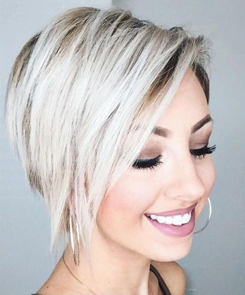 Glorious Short Layered Pixie Haircuts 2019 For Women with regard to Most Popular Short Layered Pixie Haircuts