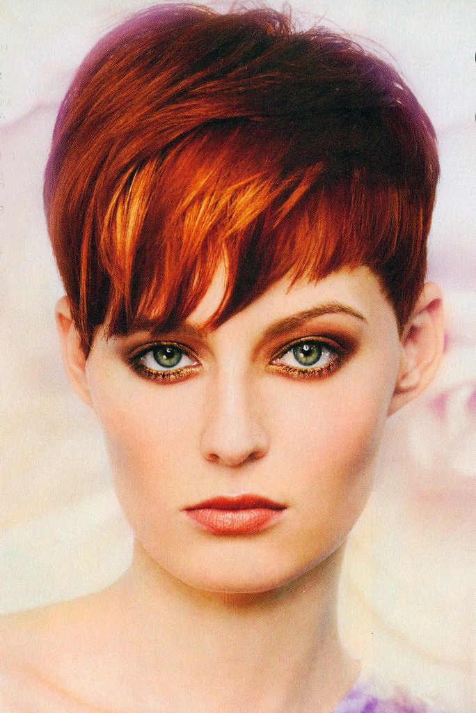 Gorgeous Assym Pixie! | Rainman1943 | Flickr with Most Up-to-Date Pageboy Maroon Red Pixie Haircuts