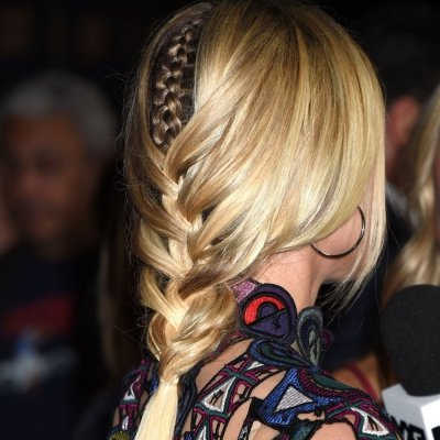 Hair How To: The Peek A Boo Braid Within Best And Newest Peek A Boo Braid Hairstyles (View 16 of 25)