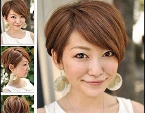 Hairstyles: Bob Braids Hairstyles For Round Faces Throughout Rounded Short Bob Hairstyles (View 17 of 25)