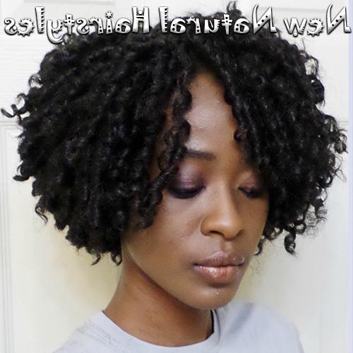 Hairstyles: Bob Hairstyles Natural Hair With Natural Bob Hairstyles (View 21 of 25)